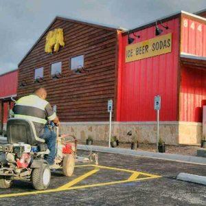 Construction Sweeping San Antonio TX