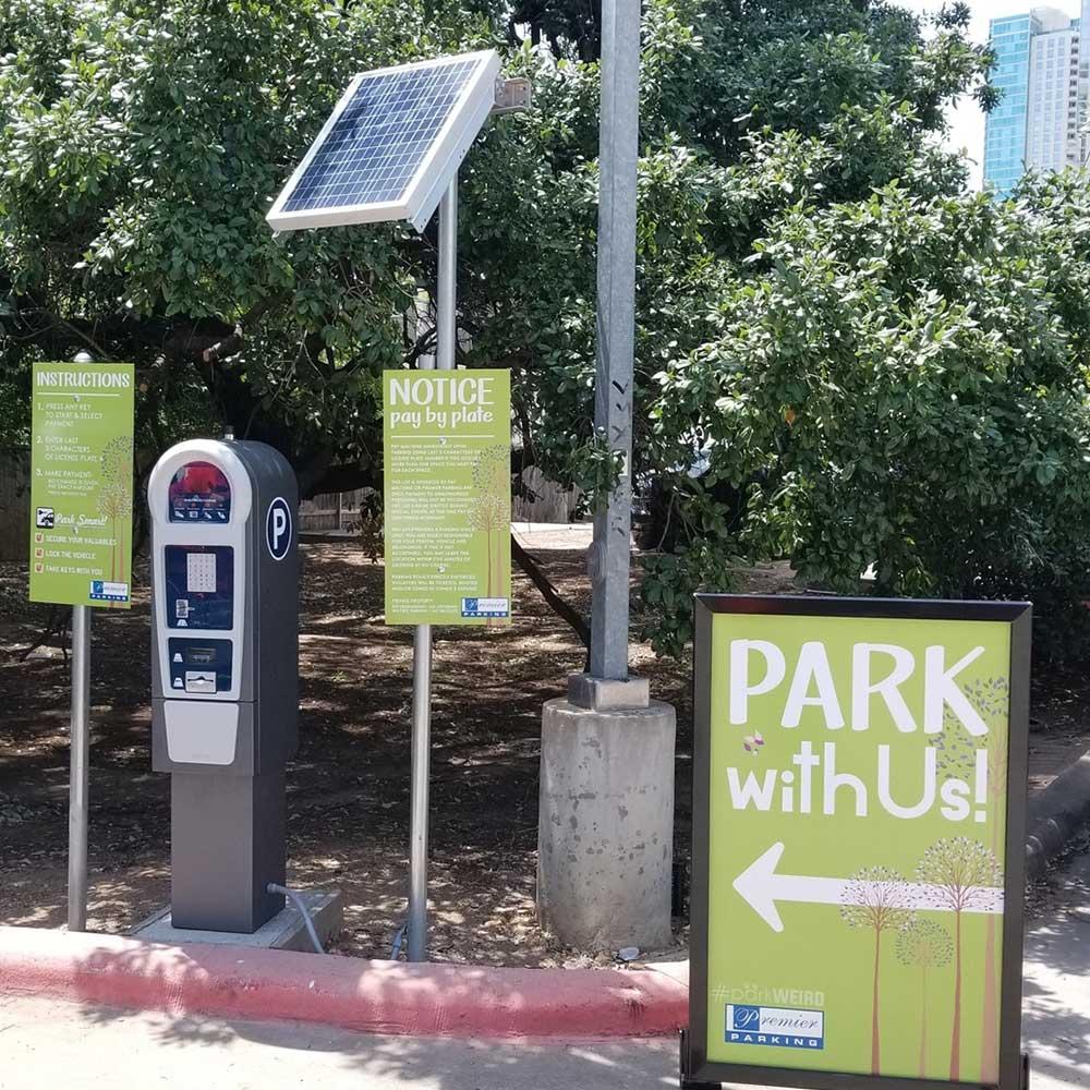 Parking Lot Lining & Sweeping San Antonio TX