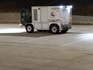 Parking Lot Cleaning San Antonio TX